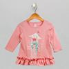 Girls Princess Pink Top
